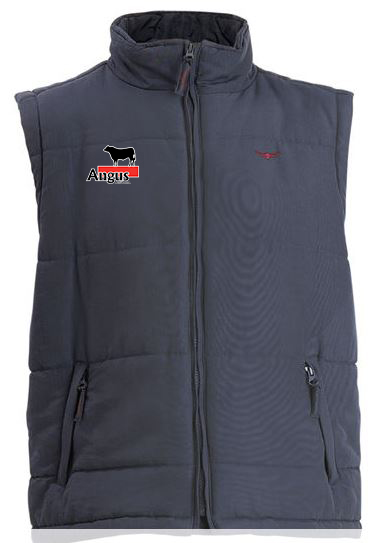 Patersons Creek Vest with Logo
