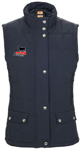 Wilpena Creek Vest with Logo