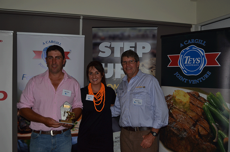 1st Place Feedlot Performance