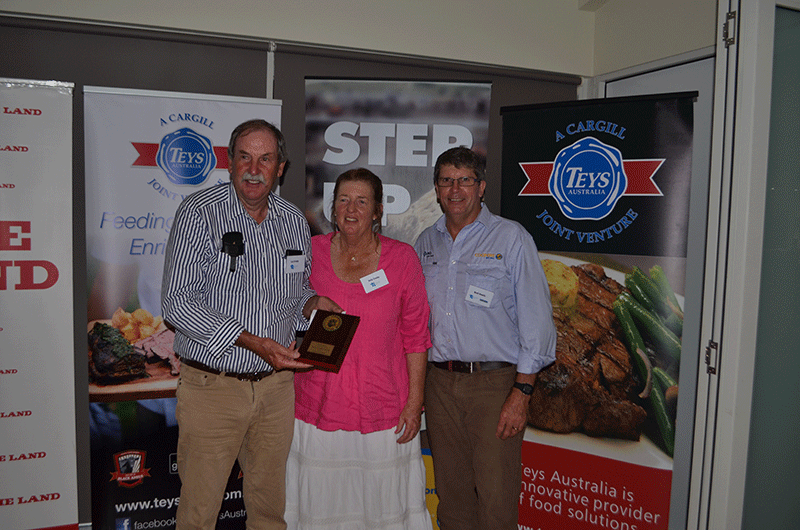2nd Place Carcase Performance