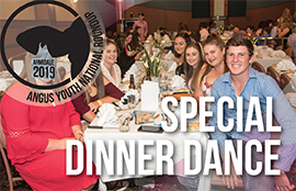 Special Dinner Dance - SOLD OUT