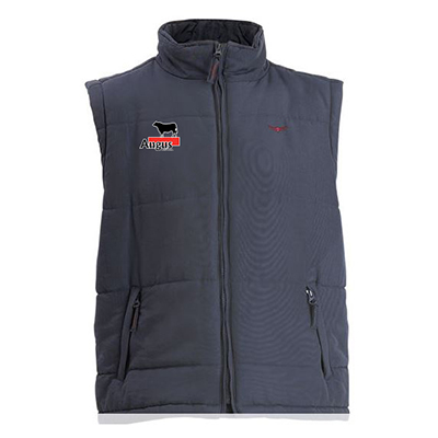 Mens RMW Patersons Creek Vest with Logo
