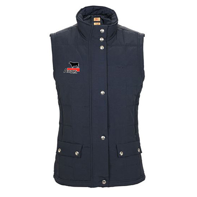 Womens RMW Wilpena Creek Vest with Logo