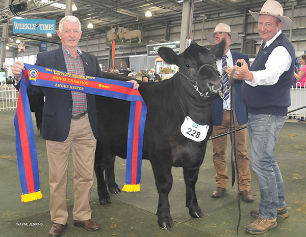 2016 Royal Melbourne Show