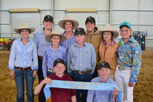 Best Maintained Stall – Goondoola Red Angus
