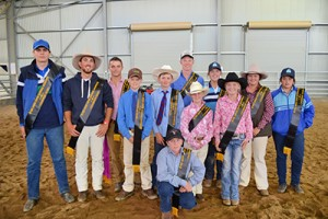 Champion Team – Goonoo Red Angus