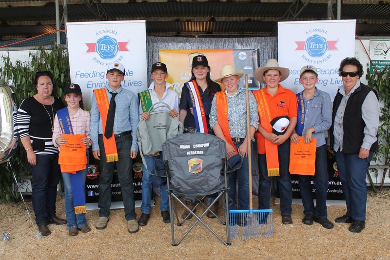 Junior Group Herdsman
