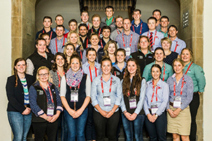 The World Angus Fourm Youth teams