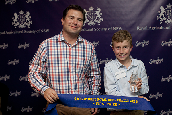 Troy Constance (Sprout Agri) Lachie Mayne (Texas Angus) Domestic Pen Profitability