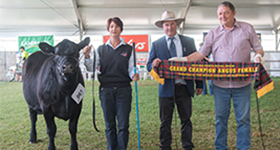 2018 Perth Show - Juniors Triumph at Perth