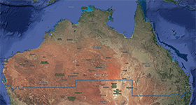 Northern Australian beef production