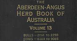 The Aberdeen-Angus Herd Book 13 - December 1947