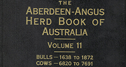 The Aberdeen-Angus Herd Book 11 - December 1945