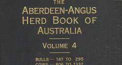 The Aberdeen-Angus Herd Book 4 - March 1931