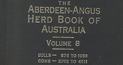 The Aberdeen-Angus Herd Book 8 - June 1940
