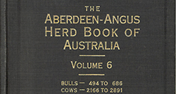 The Aberdeen-Angus Herd Book 6 - March 1936
