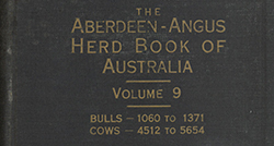 The Aberdeen-Angus Herd Book 9 - December 1942