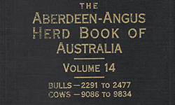 The Aberdeen-Angus Herd Book 14 - December 1948