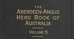 The Aberdeen-Angus Herd Book 5 - March 1934