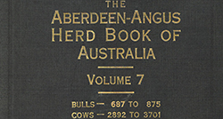 The Aberdeen-Angus Herd Book 7 - March 1938