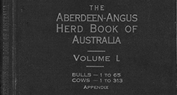 The Aberdeen-Angus Herd Book 1 – July 1922