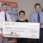Zoetis and Beyond Blue raise $300,000 over three years for mental health in rural Australia
