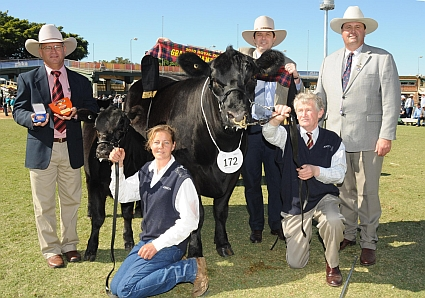 Ekka 2010 Grand Female Presentation