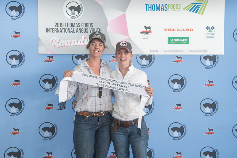 Trans Tasman Exchange 2019 Chloe Gould presented by Steph Frankham