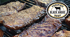 Verified Black Angus Beef BBQ Competition