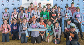 The 2019 Thomas Foods International Angus Youth Roundup