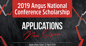 Angus Youth Conference Scholarships