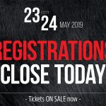 TICKET SALES FOR ANGUS NATIONAL CONFERENCE CLOSE TODAY!
