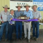 Angus influenced cattle come out on top at the Clermont Beef Expo