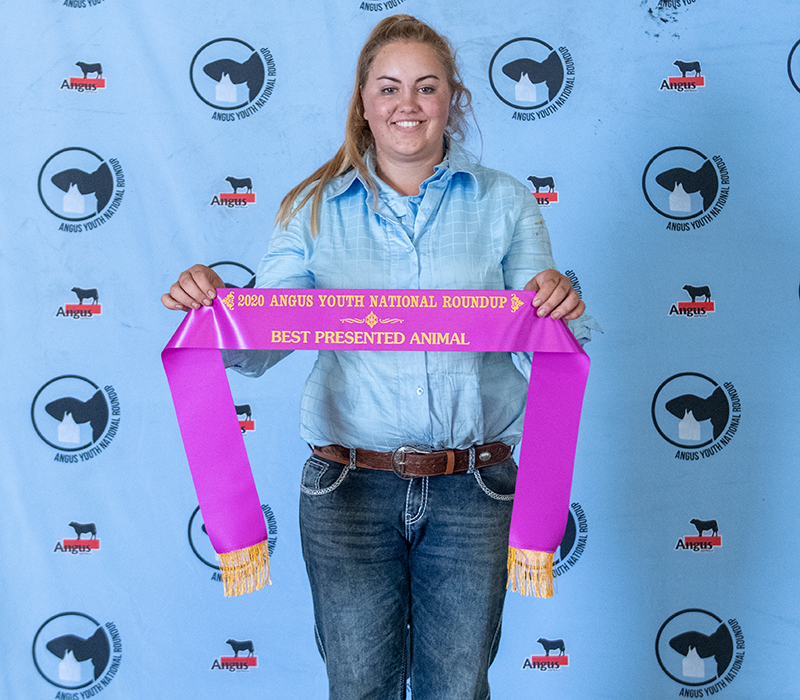 Best Presented Animal – Sophie Halliday